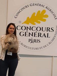 Nice au concours général agricole 2019